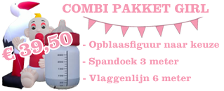 Twente Fan Combi Pakket